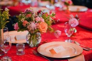 table linen rentals Richmond VA