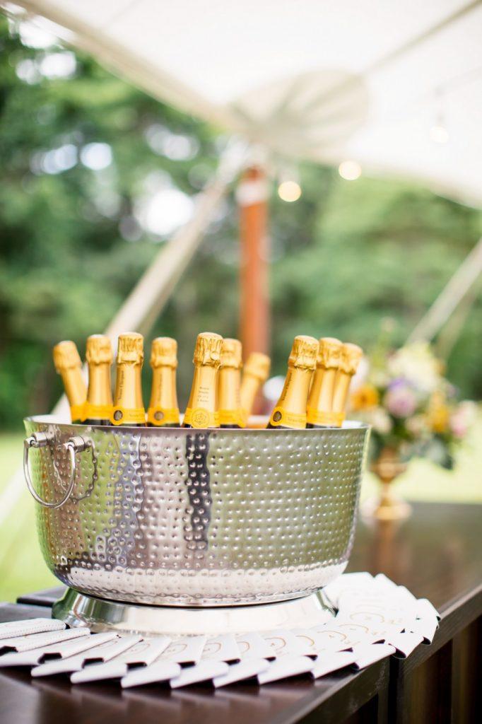 Hammered Tub, Beverage Service, Wedding, Richmond, Virginia