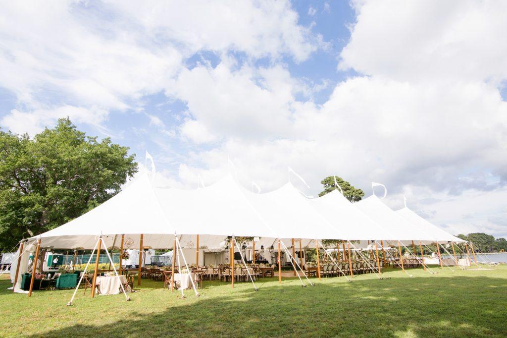 Tent, Wedding, Richmond, Virginia
