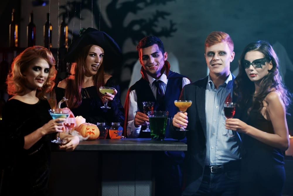 Halloween Party Ideas from Classic Party Rentals of Virginia in Richmond